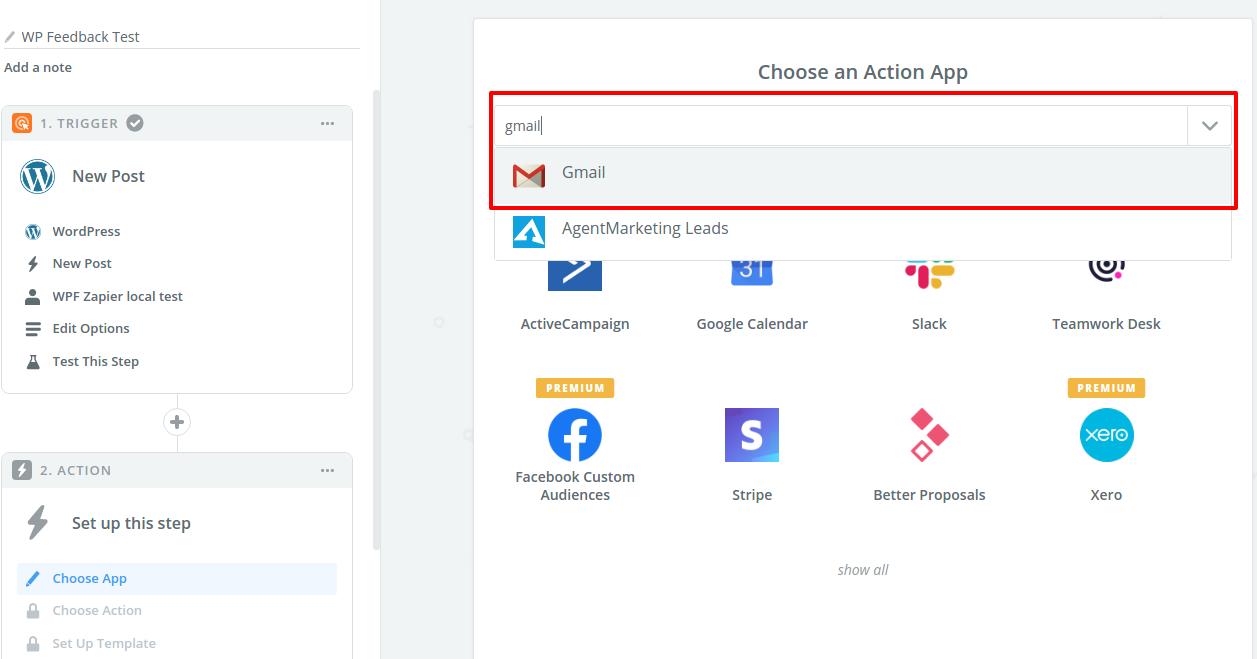Step 9 Select Gmail