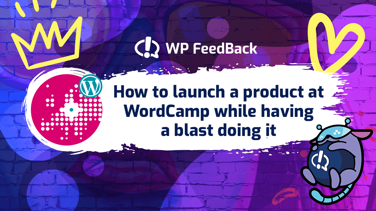 Vito Peleg - My experience at WordCamp Europe 2019