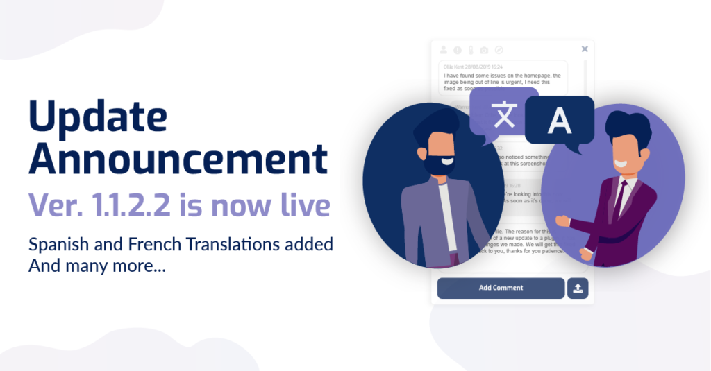 WP FeedBack 1.1.2.2 - FR + SP Translations 2