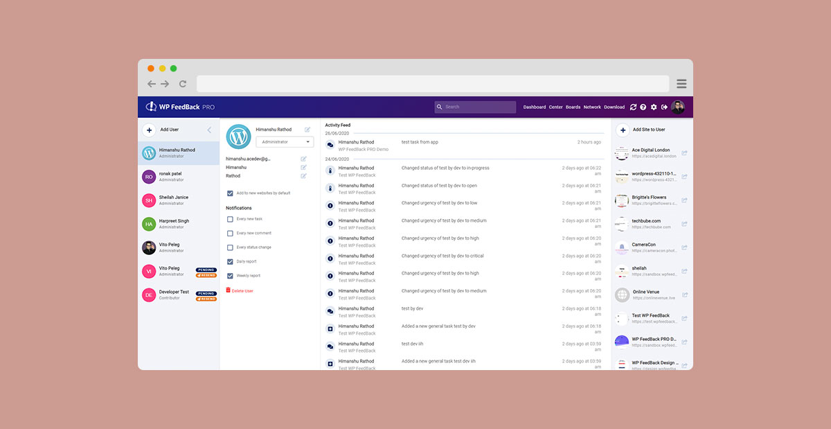 WP FeedBack 1-Year Anniversary – Introducing Search, UI Improvements & More 5