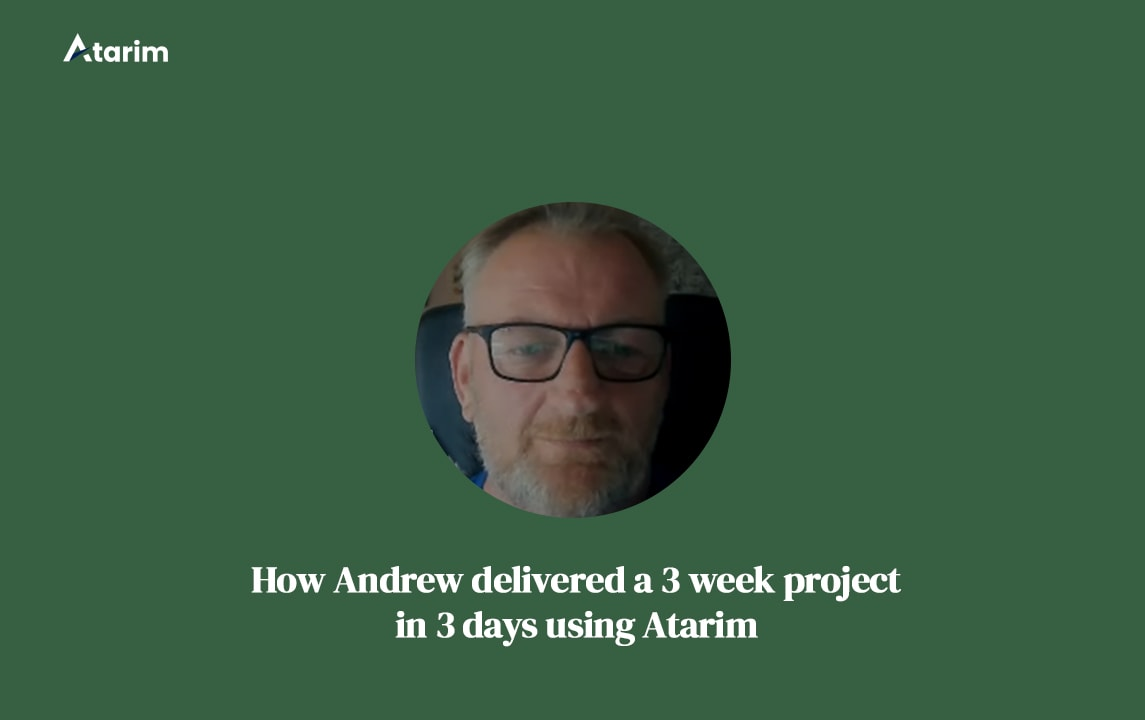 Andrew Doubled His Agency's Monthly Capacity & 10X'd Revenue With Atarim 2