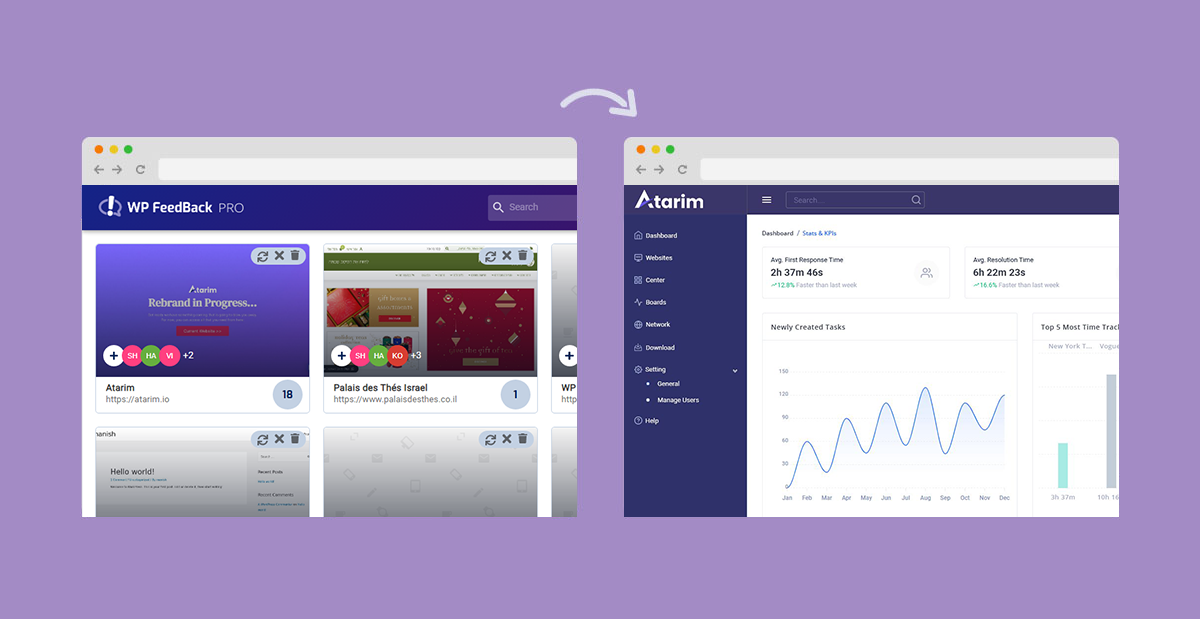 Introducing Atarim: Our 18-Month Journey from WP FeedBack to Today 3