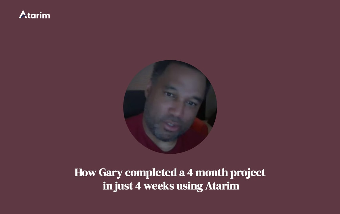 How Gary Cut a 4 Month Project Down To Just 4 Weeks! 2