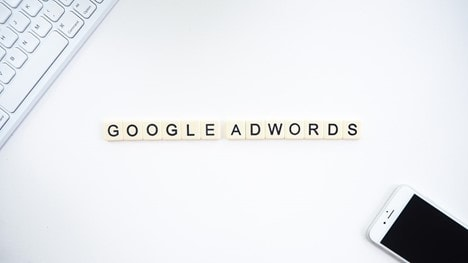Google adwords tiles