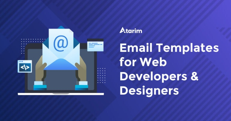 email templates for developers and designers featured image
