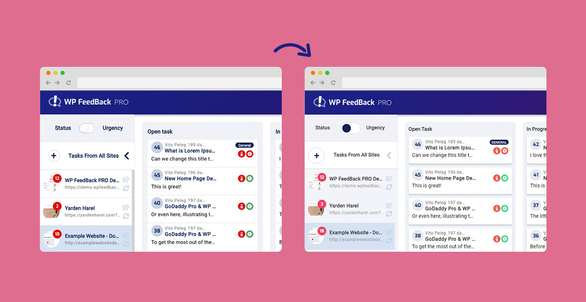 WP FeedBack 1-Year Anniversary – Introducing Search, UI Improvements & More 3