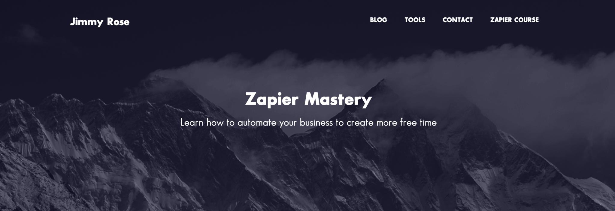 zapier-mastery
